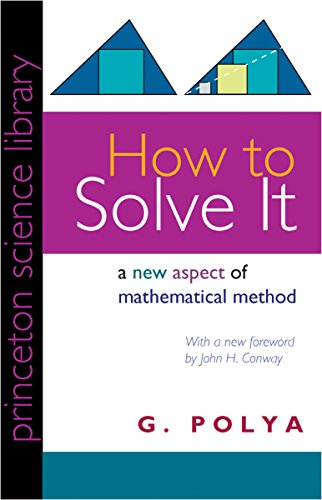 How to solve it a new aspect of mathematical method ebook g polya how to solve it a new aspect of mathematical method por polya g fandeluxe Image collections