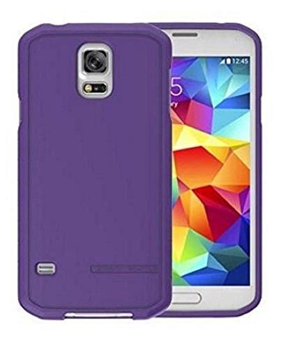 Body Glove Cover Case - Body Glove Samsung Galaxy S5 Satin Case Cover Purple