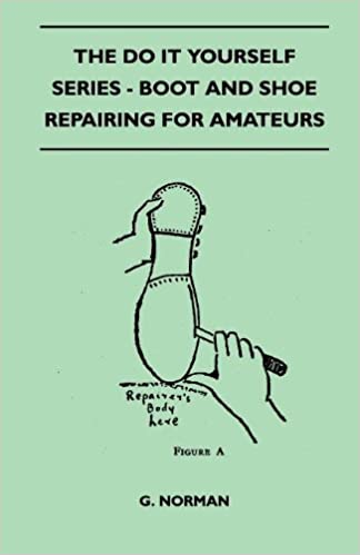 The do it yourself series boot and shoe repairing for amateurs g the do it yourself series boot and shoe repairing for amateurs g norman 9781446518687 amazon books solutioingenieria Gallery