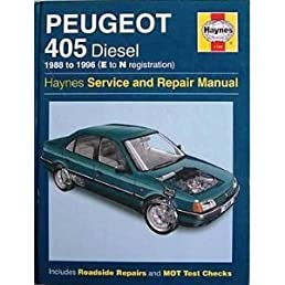 peugeot 405 diesel service and repair manual haynes service and rh amazon com Peugeot 106 Quicksilver Peugeot 108