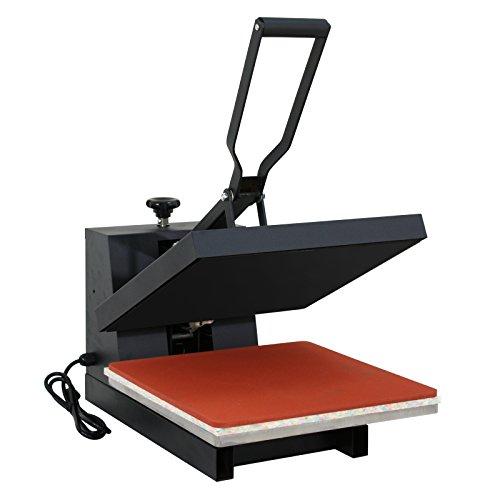 슈퍼 거래 15 X 15 디지털 열 프레스 폴더 형 전송 기계 T- 셔츠/S..