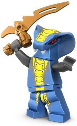 Lego Ninjago Slithraa Minifigure