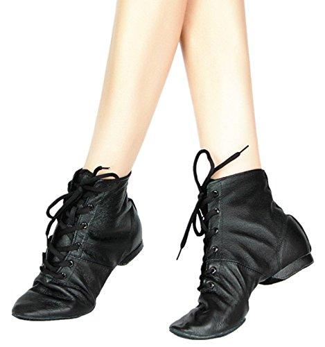 Pictures of Cheapdancing Men's Practice Dancing Shoes Soft 6