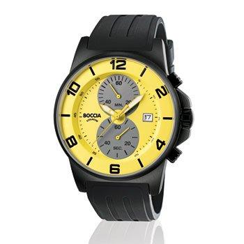 3777-23 Boccia Titanium Watch