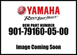 Yamaha 90179-16005-00 Nut; 901791600500 Made by