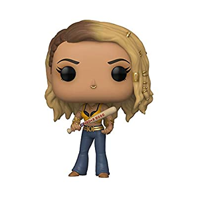 Funko Pop! Heroes: Birds of Prey - Black Canary (Boobytrap Battle), 3.75 inches: Toys & Games