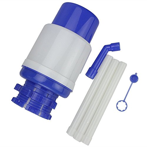 PrimeTrendz TM 6 Gallon Pump for Jug Manual Drinking Spigot