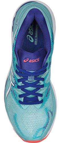 Chaussure Blue de de course Asics T850N Gel Nimbus porcelaine 20 pour Femme Blue Bleu porcelaine/ Blanc 63f7183 - afilia.info