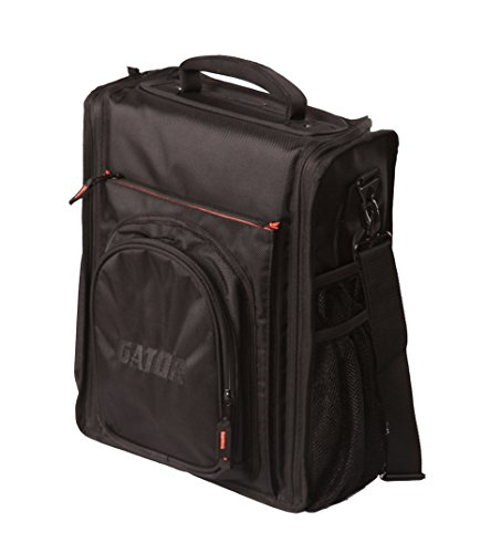 Gator Cases G-CLUB Bag for Small CD Players or 10-Inch Mixers; (G-CLUB CDMX-10)