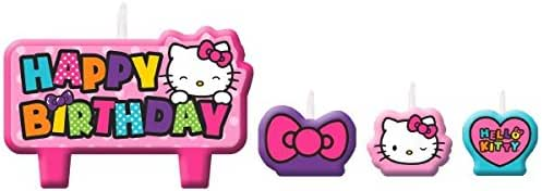 Amazon.com: Adorable Hello Kitty Arco Iris Fiesta de ...