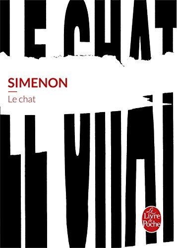Le chat by Georges Simenon (2014-09-24) (Le Simenon Chat)