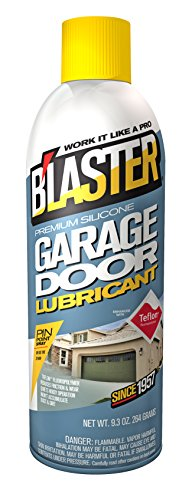 Blaster Chemical Company 9.3 Oz Garage Dr Lube 16-Gdl Oils & Lubricants - Garage Door Grease