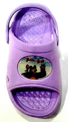 25 Sandalias Niña Sintético Para De Material Lilla Violeta Arnetta 24 Txw7qw