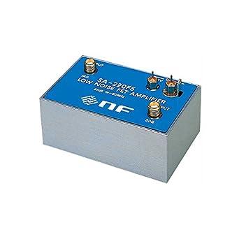 Bajo nivel de ruido amplificador FET sa-220 F5, 1 kHz a 80 mhz: Amazon.es: Amazon.es