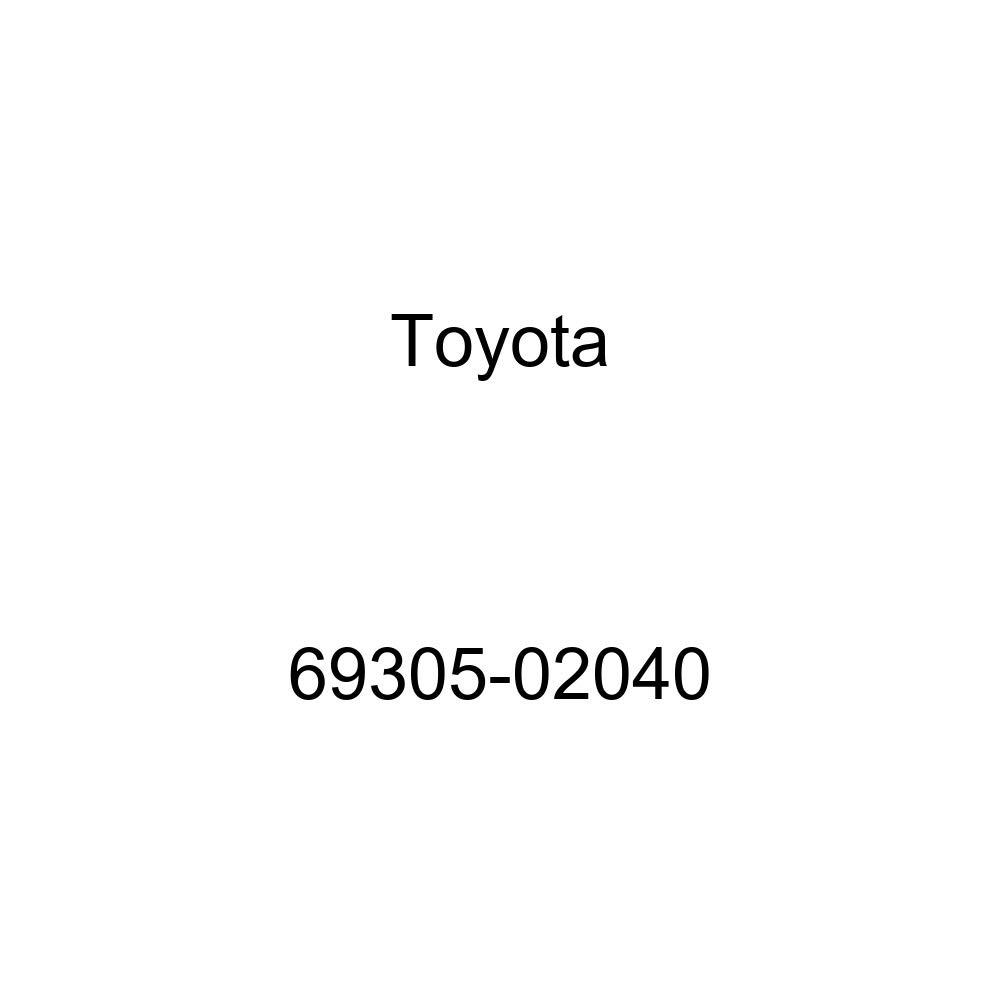 Toyota 69305-02040 Door Lock Assembly