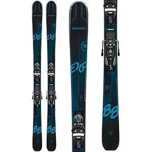 Rossignol Experience 88 TI Basalt Mens Skis W/Look SPX 12 GW Bindings