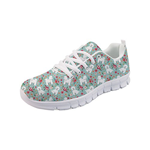 Showudesigns Animal Floral Fashion Sneaker Sneaker Sneaker Women Girls Sport Runing Shoes Pattern B07CN68489 Shoes d983f5