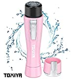 Is Epilator Safe For Face - Bangbreak Tomiya Portable Miniature female facial hair remover. Electric Hair remover for women, Safe Painless Hair removal for women,Epilator for Face Lip Body Chin and Cheek.