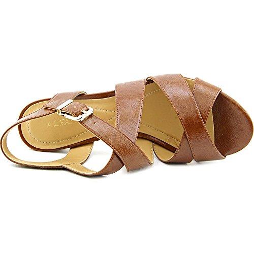 Sandales Plate-forme Palaria Alfani Femmes Cognac Us 7.5