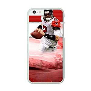 Case Cover For SamSung Note 4 White Cell Phone Case Atlanta Falcons NFL Hard Phone Protective NLYSJHA1857