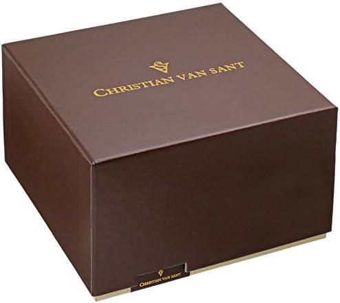 Christian Van Sant Fashion Watch (Model: CV3212)