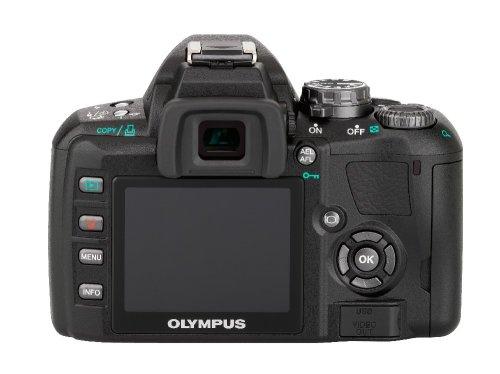 Olympus Evolt E410 10MP Digital SLR Camera with 14-42mm f/3.