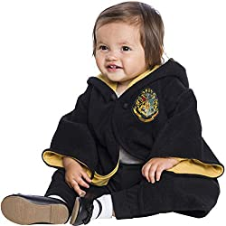 Rubie's Harry Potter Hogwarts Baby Costume Robe Costume, As Shown, Newborn