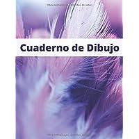 Cuaderno de Dibujo: 21*28 cm  Diseño de Moda   100 Hojas   Para dibujo artistico de técnicas mixtas   Manta elegante y…