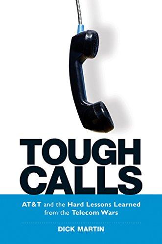 Tough calls by dick martin