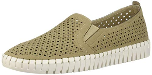 Skechers Women's Sepulveda BLVD-A La Mode Sneaker, TPE, 7.5 M -
