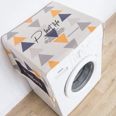 Amazon.com: Funda para lavadora de tambor de algodón con ...