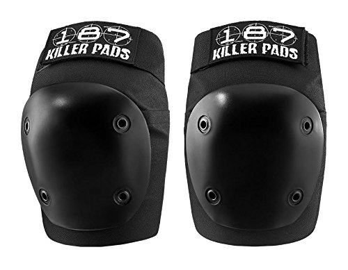 187 Killer Fly Knee Pads - Black - Small