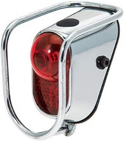 Kiley LED Rear Tail Light for Vintage Old School Classic City Tour Bicycle LM-002