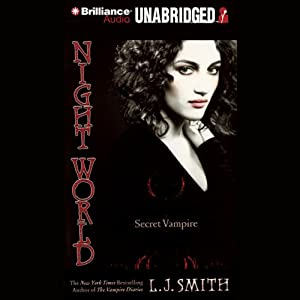 Night World: Secret Vampire Audiobook