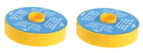 2 Dyson DC07 Primary Washable Blue Foam Filters, Generic For Dyson Part 904979-02. 2 Pack