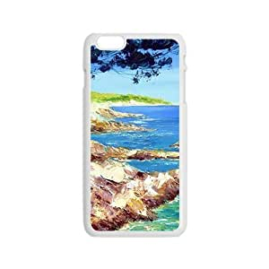 Beautiful seashore scenery Phone Case for iPhone 6 by lolosakes
