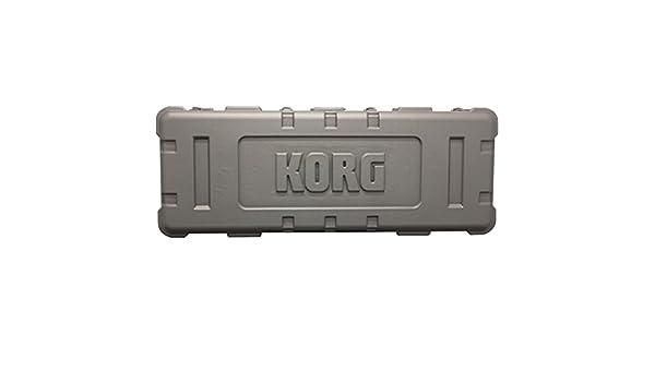 Estuche para teclado Korg Kronos 61 teclas: Amazon.es: Instrumentos musicales