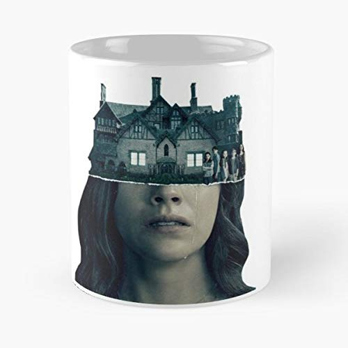 The Haunting Of Hill House - Coffee Mug-11 Oz,white Unique Birthday Gift-the Best Gift For Holidays. -