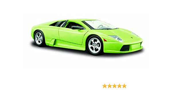 Amazon Com Maisto 1 24 Scale Lamborghini Murcielago Diecast Vehicle