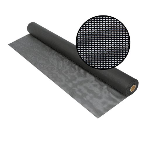 Phifer 3003866 Solar Insect Screen, 84'' x 100', Charcoal