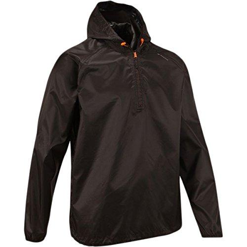 Quechua-Rain-Cut-Jacket-MediumLarge-Black