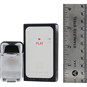 Givenchy Play by Givenchy Mini EDT .17 oz Men