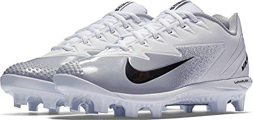 Tacchetta Da Baseball Nike Mens Vapor Ultrafly Pro Mcs Bianca