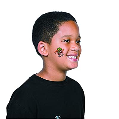 Fun Express Sports Tattoos (72 pieces) Party Favors, Youth Sports & Activities: Toys & Games