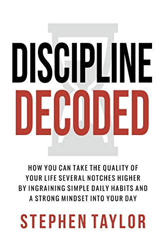 Discipline Decoded by Stephen Taylor ebook deal
