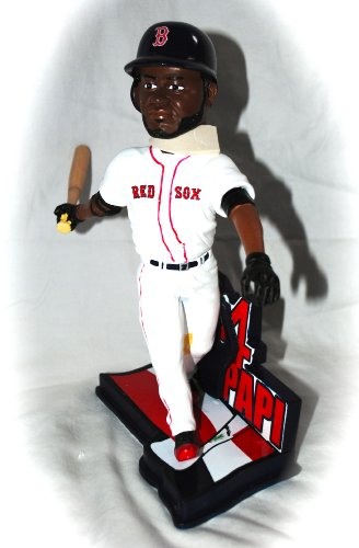 MLB Boston Red Sox Ortiz D. #34 2014 Nickname Collection Bobble, Red by Forever Collectibles