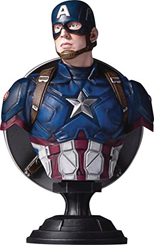 Mini Bust Discount (Captain America: Civil War Classic Mini Bust)