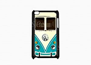 IPOD TOUCH 4G CASE Vw Teal MiniBus 4TH GEN IPOD Cover LOVELY Pretty Cute BEST...