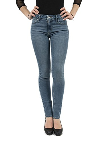 Levi's Jeans Levis Donna Taglio Blue 712 Slim PqZPr7