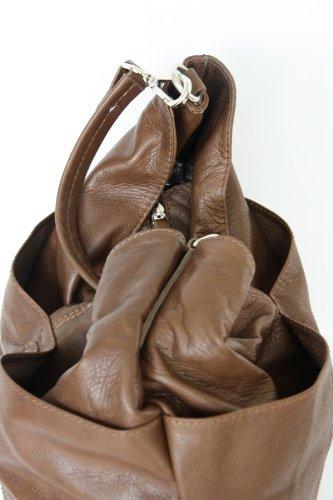 Femme Fashion Marron Beutel Pour Sable formel Cabas r1F1v6